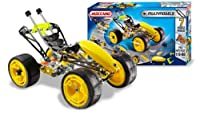 Meccano New 7 Multi Model Set Bike