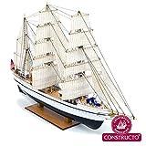 Constructo 80570Modell Schiff Kit Gorch Fock 1: 187