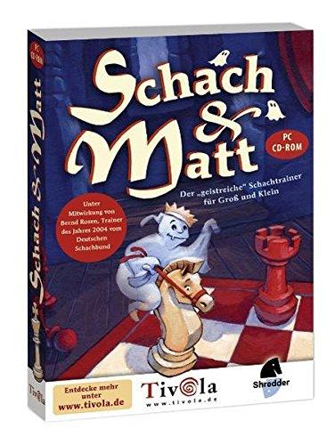 Schach & Matt: Der geistreiche Schachtrainer für Groß und Klein (Die Schach-spieler Dvd)