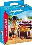 Playmobil 9358 - Pirat mit Schatzkiste Spiel
