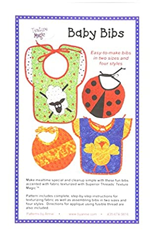 Patterns Byannie Pba116 Bavoirs bébé