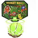 Negi Small Basketball Board Set, Multi Color