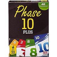Mattel-Spiele-DNX29-Kartenspiele-Phase-10-Plus Mattel Spiele DNX29 – Kartenspiele, Phase 10 Plus -