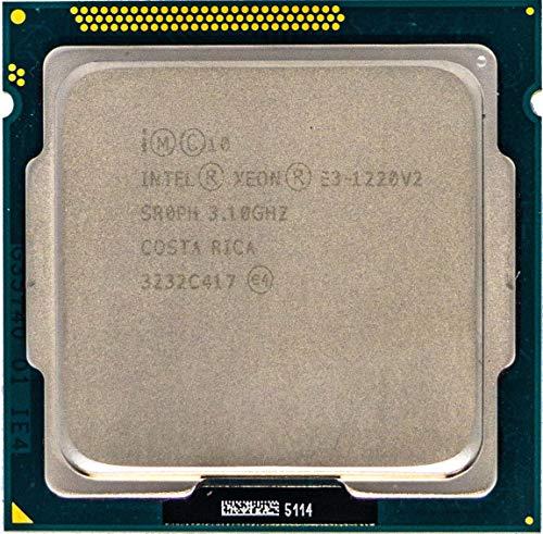 Intel Processeur CPU Xeon Quad Core E3-1220V2 3.1Ghz LGA1155 SR0PH Serveur PC