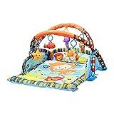 Baby-Fitnessstudio 0-15 Monate Baby Multifunktional Puzzle Früherziehung Krabbeln Spielmatte