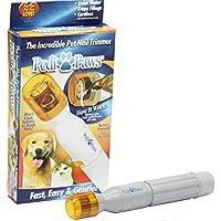 AntCompany Solo para Mascotas Encantador Bastante Bonito Moda Cómodo El Increíble Nail Trimmer Esmerilador eléctrico de