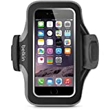 Belkin Slim-Fit Plus Fitness Armband for iPhone 6 and iPhone 6s - Black