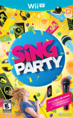 Wii U Sing Party with Mic