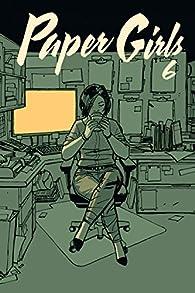 Paper Girls nº 06 par Brian K. Vaughan