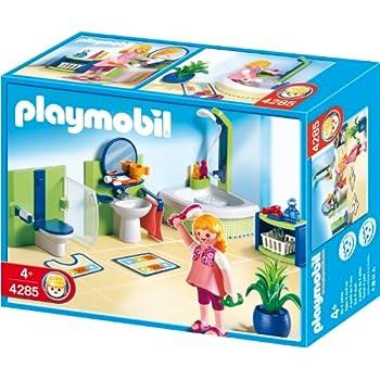 Playmobil 4285 Bagno Amazon It Giochi E Giocattoli