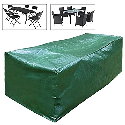 WOLTU GZ1167 Outdoor Furniture Protective Cover Waterproof Heavy Duty Dust
