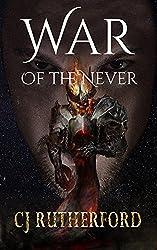 War of the Never: A YA Sci fi Fantasy Romance (Tales of the Neverwar Book 3)