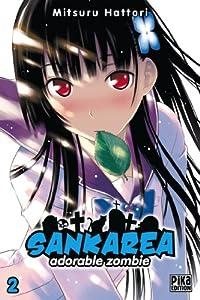 Sankarea : Adorable Zombie Edition simple Tome 2