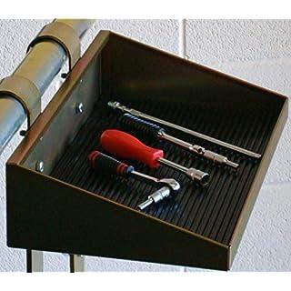 MEWP Gerüst-Werkzeugablage Universal verstellbar für Tower, Gerüste, Gerüste
