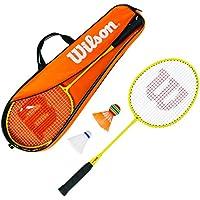 Wilson Badminton Gear Kit 2 Pcs 3 Badmintonschläger