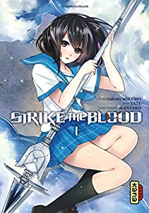 Strike the Blood Edition simple Tome 1