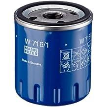 Mann-Filter W 716/1 Filtro de Aceite