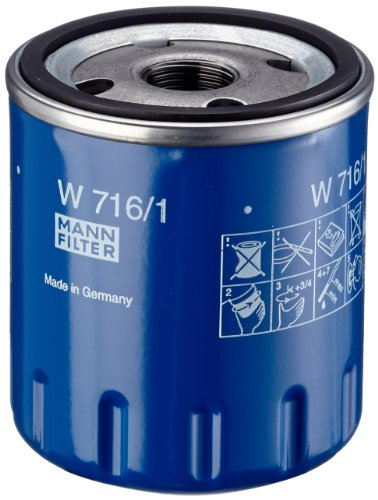 MannHummel-W7161-Filtro-dellolio