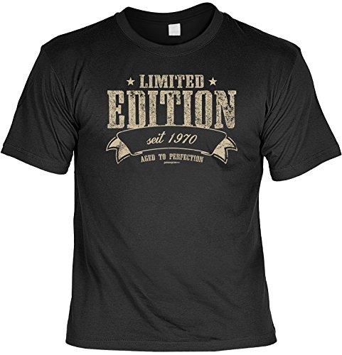 sabuy T-Shirt - Limited Edition Seit 1970 - Lustiges Sprüche Shirt Als Geschenk Zum 48. Geburtstag -