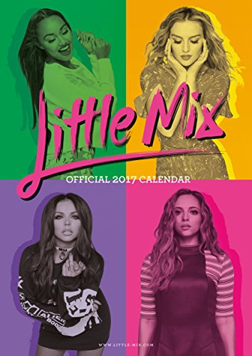 Little Mix Official 2017 Calendar (A3 Wall Calendar 2017)