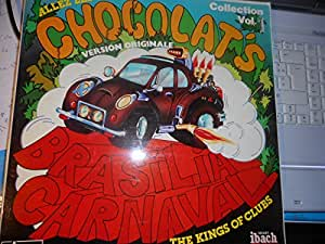 allez les verts :The kings of clubs : chocolat's - collection vol 1 /double album ibach 60 608/609