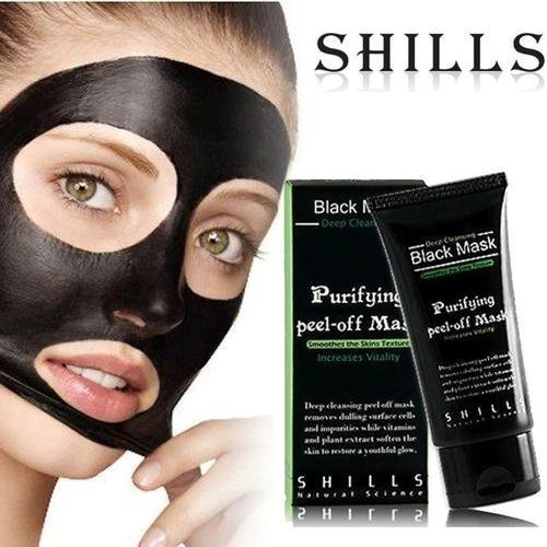 Shills - Black Mask Purifying Peel off Mask - Facial Care