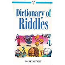 Cassell Dictionary of Riddles