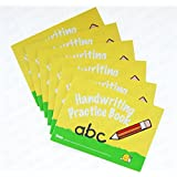 Handwriting Practice Books - Pack of 6 - BK0098