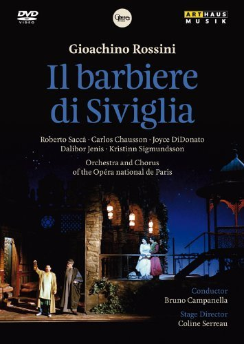 Il Barbiere Di Siviglia by Opera National De Paris