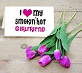 TiedRibbons Valentine Gifts for Girlfriend, Valentine's day gifts, Best gift for Valentine for Her Purple Tulip Flowers Bunch with Valentine's Special best price on Amazon @ Rs. 549