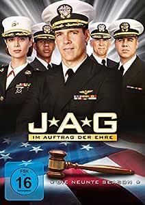 Jag Im Auftrag Der Ehre Die Neunte Season 5 Dvds