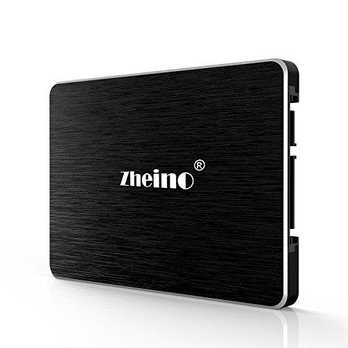 """Zheino S1 128GB Unità a Stato Solido SATA III SSD per Computer Portatile Desktop, 2,5"""" 7mm, 2D MLC, 6.0Gbp/s"""