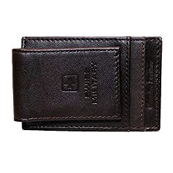 Swiss Military Brown Mens Wallet (LW28)
