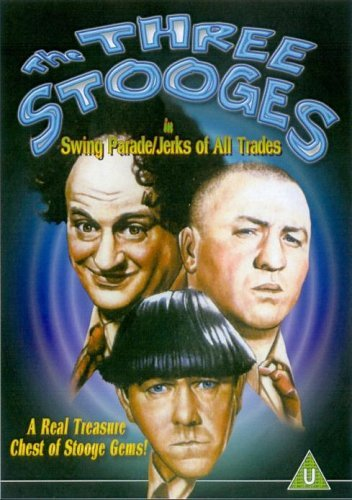 The Three Stooges - Swing Parade / Jerks Of All Trades [DVD]