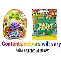 Moshi Monsters Five Moshlings Pack (Series 9) plus Moshling Collector Bag (inc. 2 Moshlings)