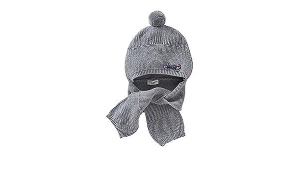 Cyrillus Bonnet écharpe bébé 51 Gris chiné Liberty Edelberry  Amazon.fr   Vêtements et accessoires d428611e554
