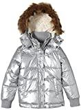 Levi's Kids Mädchen Mantel Coat NE41507, Einfarbig