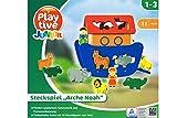 Playtive Junior® Holz Steckspiel