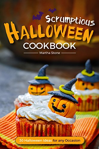 n Cookbook - 30 Halloween Ideas for any Occasion: Halloween Food the Whole Family Will Enjoy (English Edition) ()