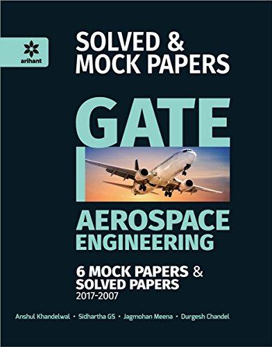 Aerospace Engineering Solved & Mock Papers GATE 2017-2007