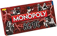[Import Anglais]AC/DC Monopoly Board Game