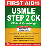 FIRST AID FOR THE USMLE STEP 2 CK 10E