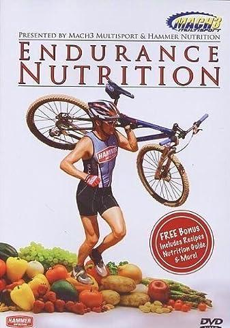 ENDURANCE NUTRITION DVD - CYCLING & TRIATHLON TRAINING