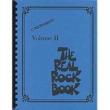 The Real Rock Book  Volume II (C Instruments)