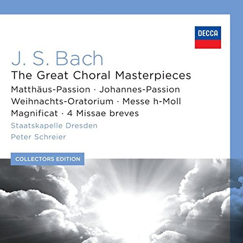 The great choral masterpieces Coffret 12 CD