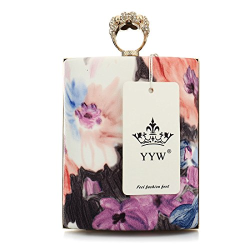 YYW Evening Bag, Poschette giorno donna a