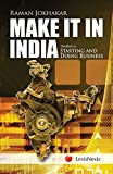 Make it in India - Handbook on Starting and Doing Business