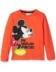 Disney the Mickey Mouse, T-Shirt Garçon
