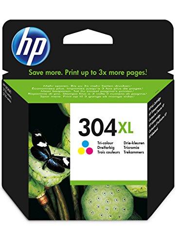 Hewlett Packard N9K07AE#ABE - Cartucho de inyección, multicolor