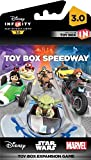 Disney Infinity 3.0 - Toy Box Speedway - Toy Box Expansion Game - PS4 - Xbox 360 - Xbox 1 - PS3 - Nintendo Wii U - Star Wars - Marvel